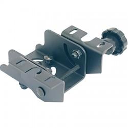 Gamber-Johnson - 7160-0419 - Gamber-Johnson Mounting Bracket for Notebook, Docking Station - Steel - Black
