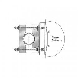 Amphenol - WB3X-MKS-01 - Wooden Pole Mount, Omni 7.5'