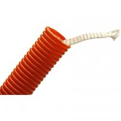 Ventev - 217242 - Innerduct 1-1/4, Orange Corragated with Pull Tape