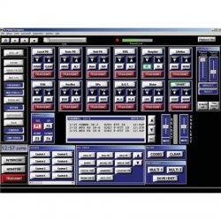 GAI-Tronics - PICPN9008A - 8-Channel Navigator Radio Dispatch Console MCU