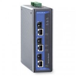 Moxa Group - EDR-G903 - Industrial Gigabit Firewall/VPN Secure Router