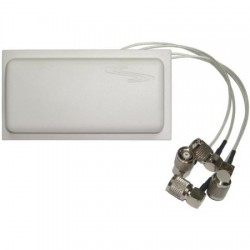 Ventev - M602025O1D43602RA - 2.4/5 GHz 2/2.5 dBi Omni WiFi Antenna with 4 RPTNC