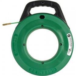 Greenlee / Textron - 35747 - Fish Tape, 250' Fiberglass