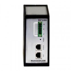 Siemens - RP100-HI-RM-XX - RuggedMax PoE Injector with 88-300VDC Input