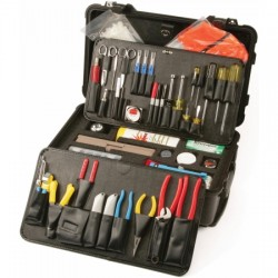 Corning - TKT-FIBERTECH-PRO - Advanced Tool Kit For Fiber Professional