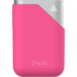 Zagg - ZGAMP6-PK0 - ZAGG Power Amp 6 - For Mobile Phone, USB Device - 6000 mAh - 2.40 A - 5 V DC Output - 5 V DC Input - 2 x - Pink