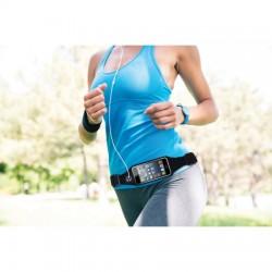 GabbaGoods - GG-FB1-BLK - Waistband Fitness Belt in Black