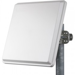 Mars Antennas - MA-IS91-DS10B - MARS 10.5dBi Dual Slant Subscriber Panel Antenna, 902-928 MHz, MNT-22 Mounting Kit Included