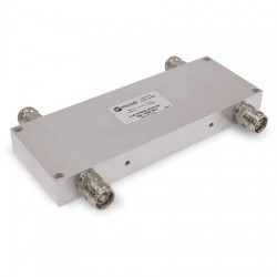 Microlab / FXR - CA-14E - 350 - 5850 MHz Coupler, 2x2, 160 W, 3 dB, 4.3-10