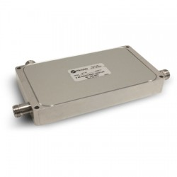 Microlab / FXR - CK-86E - 80 - 520 MHz 6.2 dB Directional Coupler, 4.3-10