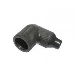 Times Microwave - 3109-417-17 - LPO500 Male RA Boot for N, TNC, BNC, 4.3-10, 4.1-9.5