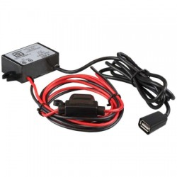 Ram Mounting Systems - Ram-gds-charge-v2 - Gds 12 Vdc In - 5 Vdc Usb A Sock Charger