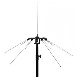 STI-CO Industries - IOAK-GPK - UHF/VHF Cellular Antenna Ground Plane