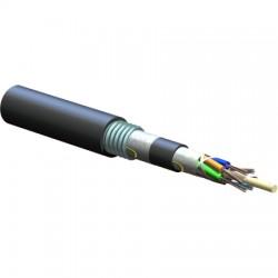 Corning - 072EU5-T4101D20 - ALTOS Loose Tube, Gel-Free, Double-Jacket, Single-Armored Cable, 72 F, Single-mode (OS2)