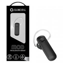 AlphaComm - MOD-BLK - MOD Bluetooth Headset in Black