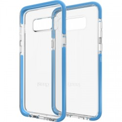 gear4 / Disruptive - SGS8E86D3/28412 - D3O Piccadilly Case Samsung Galaxy S8+ Blue