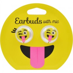 GabbaGoods - GG-CEB-TON - Tongue Out Emoji Headphones