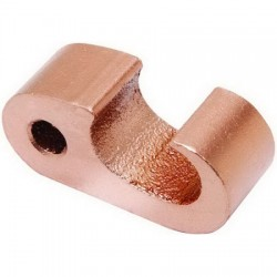 Burndy - YGHP2C2 - Burndy YGHP2C2 C-Tap Connector, Wire Range: 6 - 2 AWG, Copper