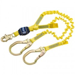 Capital Safety - 1246245 - 6 ft 100 Percent Tie Off EZ-Stop Lanyard