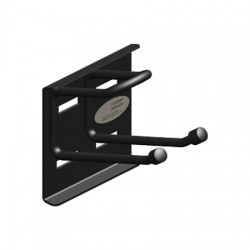 Gamber-Johnson - 7160-0854 - Gamber-Johnson Vehicle Mount for Bar Code Scanner, Mobile Computer - Black Powder Coat