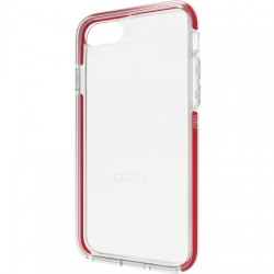 gear4 / Disruptive - IC7086D3/29231 - D3O Piccadilly for iPhone 7 in Red