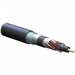 Corning - 144EU5-T4101D20 - ALTOS Loose Tube, Gel-Free, Double-Jacket, Single-Armored Cable, 144 F, Single-mode (OS2)