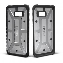 Urban Armor Gear - UAG-EDGEPLS-ASH-VP - Urban Armor Gear Ash Case for Galaxy S6 Edge Plus - Smartphone - Ash - Rubberized