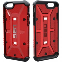 Urban Armor Gear - UAG-IPH6/6S-MGM-VP - Urban Armor Gear Magma Case For iPhone 6 & 6S - iPhone 6, iPhone 6S - Black, Magma