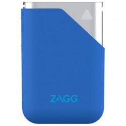 Zagg - ZGAMP6-BL0 - ZAGG Power Amp 6 - For Mobile Phone, USB Device - 6000 mAh - 2.40 A - 5 V DC Output - 5 V DC Input - 2 x - Blue