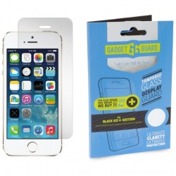 Gadget Guard - BPICAP000006 - Gadget Guard Black Ice Plus Screen Protector Clear - LCD iPhone 5, iPhone 5s, iPhone 5c, iPhone SE