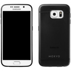 Moxyo - MCBB0-SAGS6-9B0 - Beacon Case for Samsung Galaxy S6 in Black