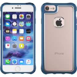 Ballistic Case - JE1738-B43N - Jewel Essence Case for iPhone 7 in Riverside Blue