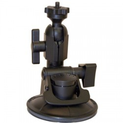 PanaVise - 13120 - PanaVise ActionGrip 13120 Camera Mount for Camera - Aluminum