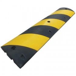 Ventev - 29NH40 - 48 x 2-1/4 x 12 Black and Yellow Speed Bump