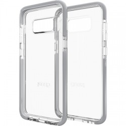 gear4 / Disruptive - SGS8083D3/28391 - D3O Piccadilly CaseSamsung Galaxy S8 in Silver