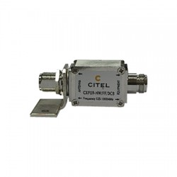 Citel - CXP25-N/FF-DCB - Coaxial surge protector low frequency 125-1000 MHz