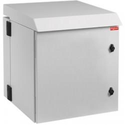 Hoffman Enclosures - PTHW482424GF - Double-Hinge Wall Cabinet 48H X 24W X 24D