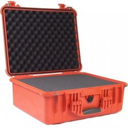 Pelican - 1550-000-150 - Pelican Case Pro-Case 20.5inL x 16.75inW x 8.5inD- Orange