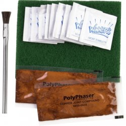 PolyPhaser - CCK - GND KIT Copper Cleaning Kit