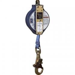 Capital Safety - 3103208 - DBI/SALA 20' Ultra-Lok Self-Retracting 1 Nylon Web Lifeline With Self-Locking Swivel Snap Hook, ( Each )