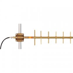 Laird Technologies - Y8966 - 896-970 MHz 9dB 6 Element Yagi Antenna