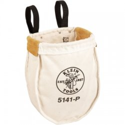 Klein Tools - 5141P - Klein Tools 10' X 12' Beige Canvas Extra-Large Utility Bag With 3' Belt And Inside Pocket, ( Each )