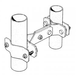 Sinclair - CLAMP125U - Universal Parallel Clamp