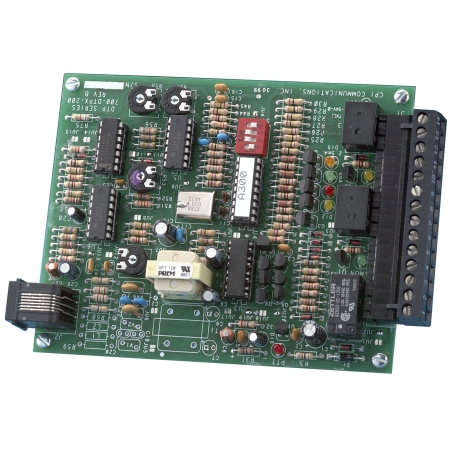 CPI Comm - DTP1-C - Housed DC Termination Panel with Plastic Housing at Sears.com
