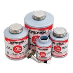 Rectorseal - 22631 - Rectorseal 22631 1/4 Pt. Can No. 100 Virgin Pipe Thread Sealant - 24 Pack
