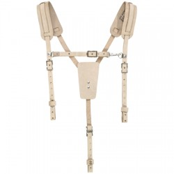 Klein Tools - 5413 - Klein 5413 Leather Suspenders