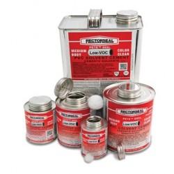 Rectorseal - 55926 - Rectorseal 55926 1 Pt. Pete 602L Low VOC Medium PVC Solvent Cement - 12 Pack