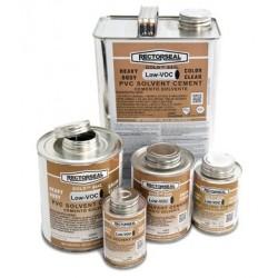 Rectorseal - 55952 - Rectorseal 55952 1 Pt. Gold 844L Low VOC Heavy PVC Solvent Cement - 12 Pack